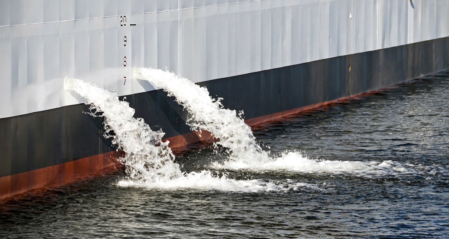 Ballast Water Treatment System Retrofits